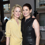 Mamie gummer (l) and debra messing